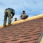 Which is the best time of the year for getting the roofing jobs done?
